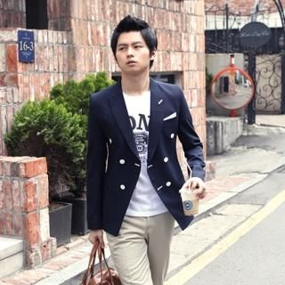 Buy ITSBOY Double Breasted Blazer 1022704905