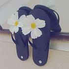 Flower Flip-Flops 1596