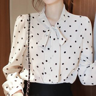Осенняя Белая Блузка С Доставкой