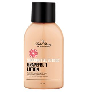 Label Young - Shocking Feel So Good Grapefruit Lotion 120ml 120ml 1060679231