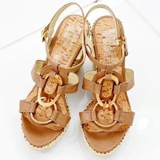 Picture of Miss Hong T-Strap Platform Sandals 1022999442 (Sandals, Miss Hong Shoes, Korea Shoes, Womens Shoes, Womens Sandals)