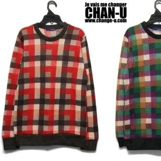 Picture of Change-U Knit Pullover 1022194132 (Change-U, Mens Knits, Korea)