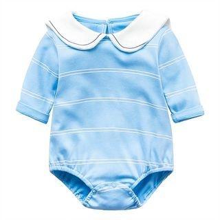 Baby Striped Bodysuit