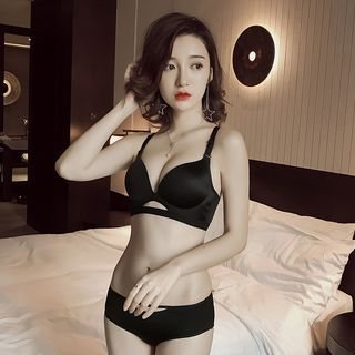 Seamless Bra / Set: Seamless Bra + Panties 1060255443