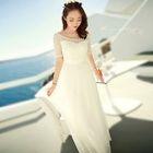 Embellished Short Sleeve Maxi Dress 1596