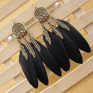 Image of Dreamcatcher Earrings