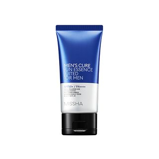 Mens Cure Sun Essence Suited For Men SPF50+ PA++++