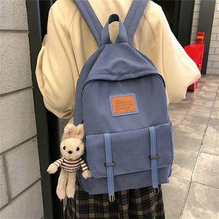 Backpack | Brooch | Rabbit | Cotton