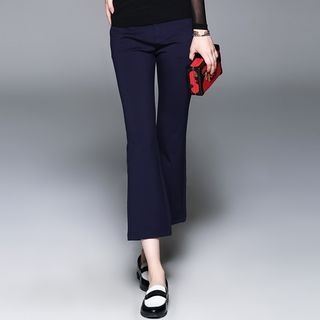 Boot-Cut Pants 1053634691