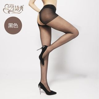 Cut Out Tights Set 1063775881
