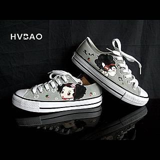 Picture of HVBAO Music in the Air Sneakers 1014001263 (Sneakers, HVBAO Shoes, Taiwan Shoes, Womens Shoes, Womens Sneakers)