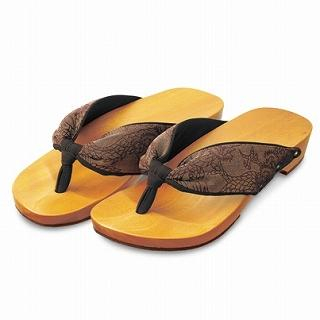 Buy Mizutori Japanese Geta-monogatari Wooden Sandals 1022543522