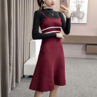 Spaghetti | Strap | Dress