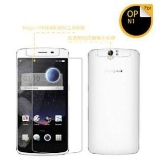 Accessories Magic HSR HD Anti-Fingerprint Series Protective Film - OPPO N1 Transparent - One Size