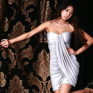 Buy Nabi Strapless Cocktail Dress 1022301502