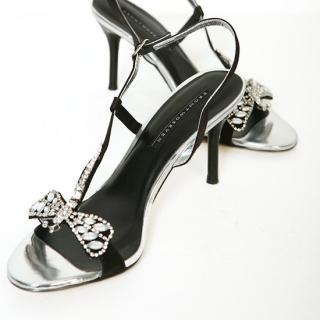 Buy ZOAQT Rhinestone-Dragonfly Sandals 1022448288