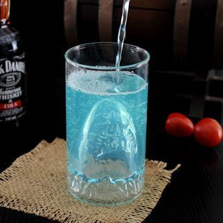 Shark Glass Cup 1047789236