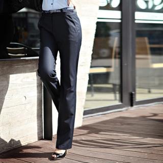 Buy STYLEKELLY Set: Dress Pants + Belt 1022711788
