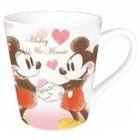Mickey & Minnie Lovely Friends Mug Cup 1596