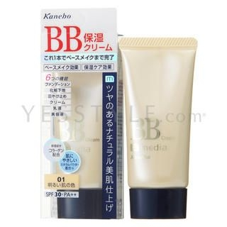 Media BB Cream SPF 30 PA++ (#01 Light Beige) 35g