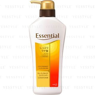 Kao - Essential Auto Smooth Technology Conditioner (Moist) 480ml 1062481667