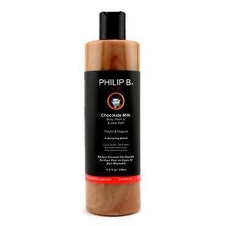 Philip B - Chocolate Milk Body Wash and Bubble Bath 350ml/11.8oz