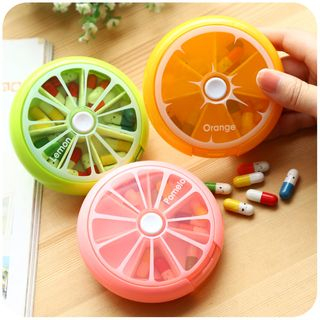 fruit-shaped-pill-case