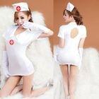 Nurse Lingerie Costume Set 1596