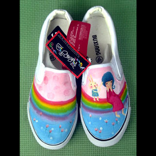 Buy HVBAO  Rainbow Fairy  Slip-Ons 1020608834