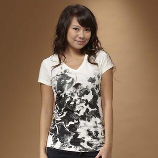 Chinese Opera Mask T-shirt