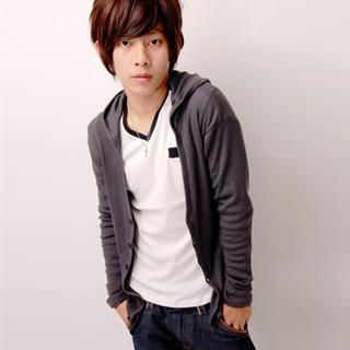 Picture of SLOWTOWN Hooded Cardigan 1022962995 (SLOWTOWN, Mens Tees, China, Mens Causal Tops)