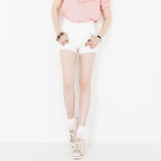 Buy PAUL ANNE High-Waist Shorts 1022806532