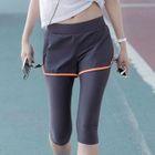 Legging Inset Sport Shorts / Sport Shorts 1596