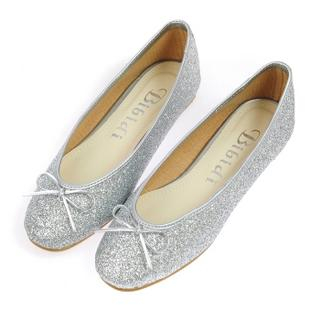 Buy NewYork doll Bow Front Lam  Flats 1021206623