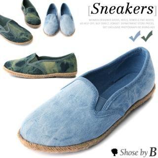 Buy Shoes by B Denim Slip-Ons 1022869776