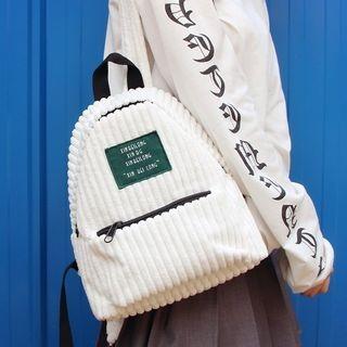 Applique Backpack