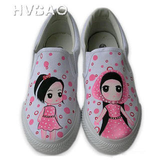 Picture of HVBAO  Little Angel  Slip-Ons 1020298291 (Slip-On Shoes, HVBAO Shoes, Taiwan Shoes, Womens Shoes, Womens Slip-On Shoes)