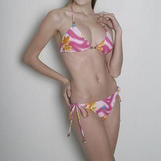 Buy NEWS Hawaii Floral Beaded Bikini 1004564086