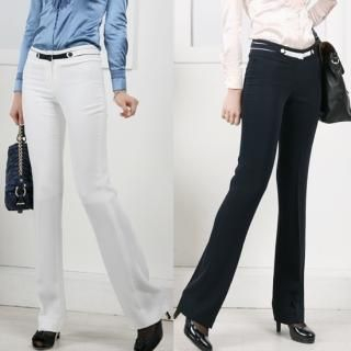 Picture of Bloom Girl Slim Fit Trouser 1022537086 (Womens Trouser Pants, Bloom Girl Pants, South Korea Pants)