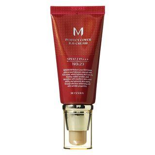 M Perfect Cover BB Cream SPF42 PA+++ (#23)
