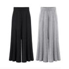 Cropped Wide Leg Pants 1596