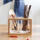 Glass Chopsticks Holder Set 1596