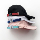 Color Block Baseball Cap 1596
