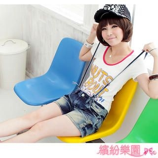 Buy Wonderland Denim Shorts 1022836635