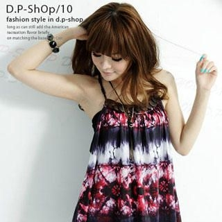 Buy D.P-Shop Pattern Dress 1022906797