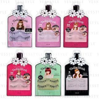 Image of Dolly Wink Eyelash 2 pairs - 21 Types