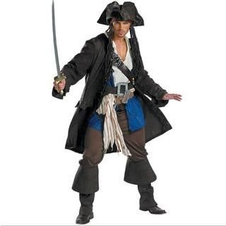 Pirate Party Costume 1039787884