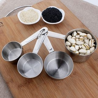 Stainless Steel Measuring Cup Set 1055913309