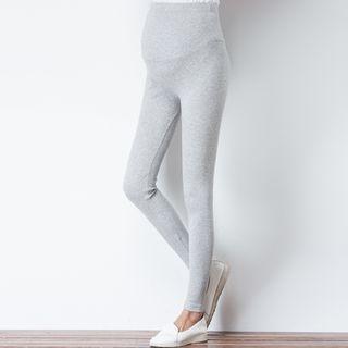Maternity Ribbed Leggings 1053530236