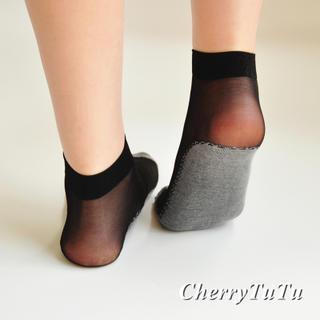 Sheer Ankle Socks 1040494885
